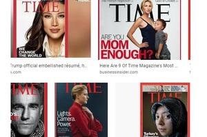 Журнал Time назвав ТОП-100 найвпливовіших жінок за останнє століття