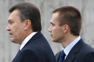 Син Януковича через суд оскаржуватиме продовження санкцій ЄС