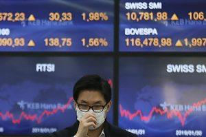 Інфляція в Китаї в лютому сповільнилася до 5,2%