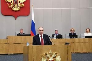 Держдума виконала умови Путіна для продовження його президентства