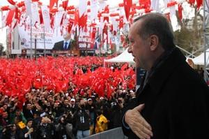 Ердоган про 150 тисяч біженців: «Ви думали, я жартую. Але я відчинив двері»