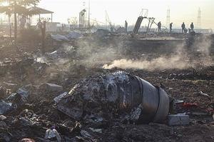 Іран вирішив віддати «чорні скриньки» зі збитого Boeing МАУ Україні