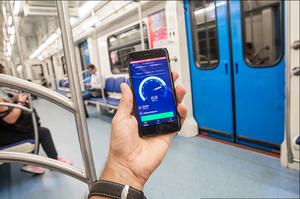 Київрада дозволила операторам запустити 4G в метро