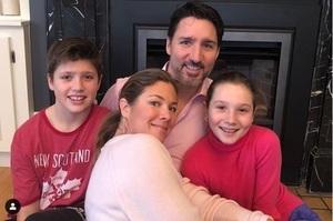 У дружини прем'єр-міністра Канади підтвердився коронавірус