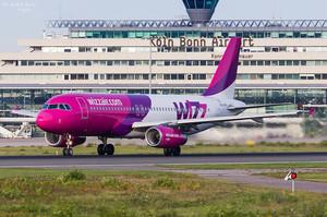 Wizz Air заявив про припинення всіх рейсів в Україні з 17 березня