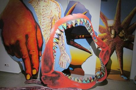 Діагноз Україні: чим запам'ятається виставка-пефоманс художника Арсена Савадова