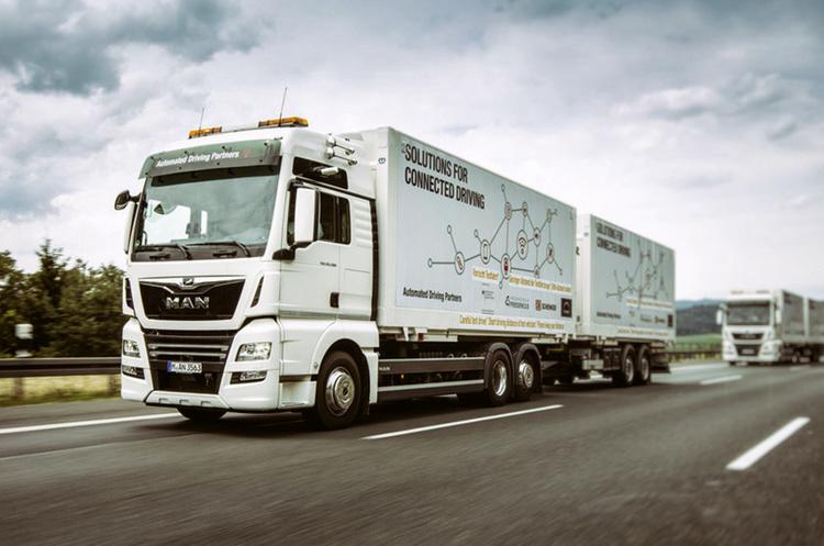 Українські вантажівки зможуть повернутись з ЄС по гуманітарному коридору