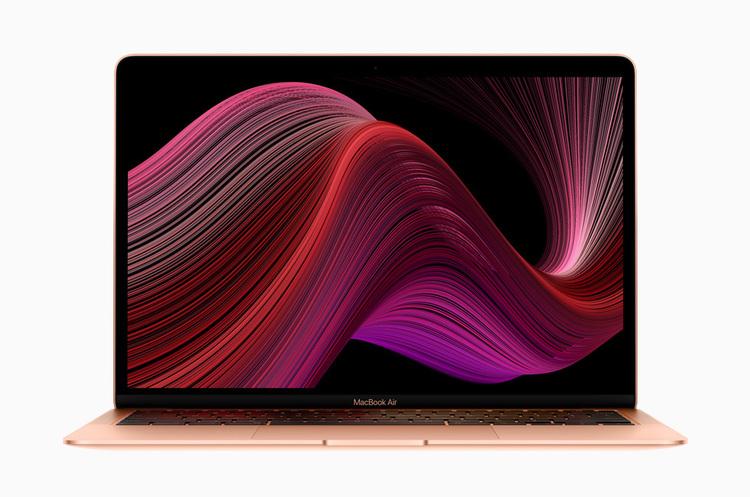 Apple презентувала новий MacBook Air за ціною від $999