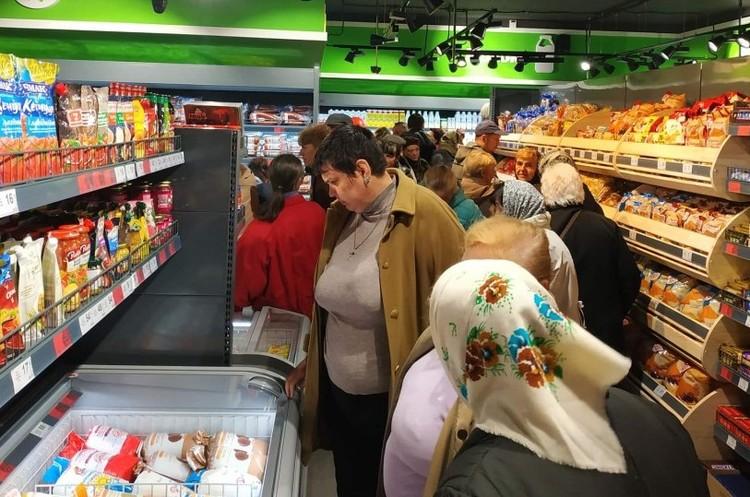 Мережа АТБ обмежує продаж товарів в одні руки