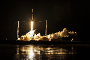 SpaceX здійснила ще один запуск супутників, довівши загальну кількість до 360