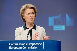 Глава Єврокомісії обіцяє вакцину від коронавірусу вже до осені