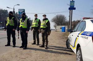 Поліція склала 32 адмінпротоколи про порушення правил карантину за добу