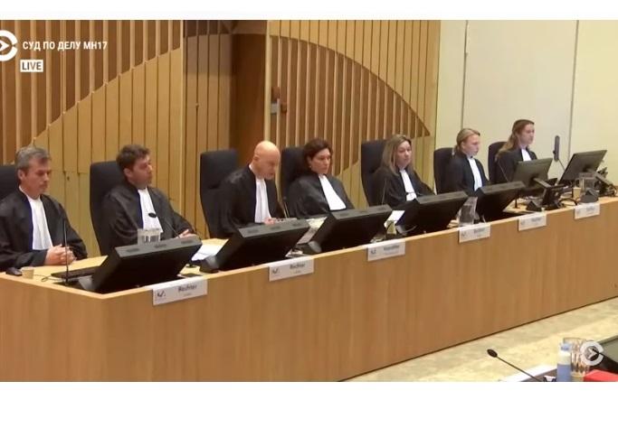 У Нідерландах відновилися судові слухання у справі про катастрофу рейсу MH17