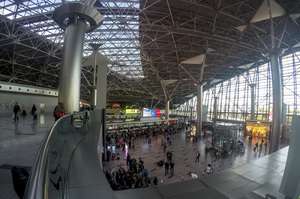 Термінал: українець застряг в аеропорту Москви на місяць через скасування всіх рейсів