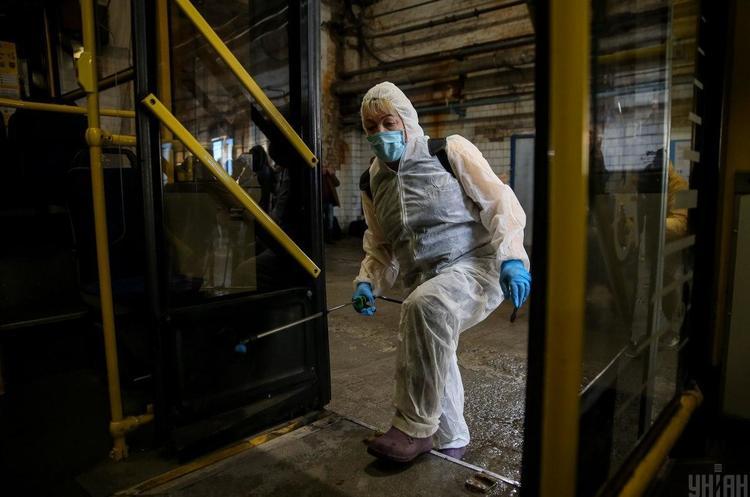 В Україні зафіксовано 62 нові випадки COVID-19 за добу