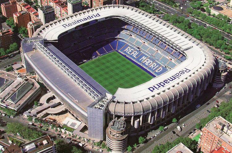 Стадіон ФК «Реал Мадрид» стане складом для зберігання медикаментів на час епідемії