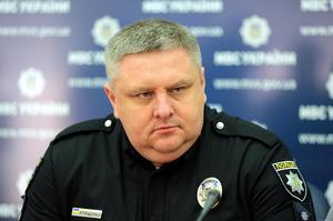 У начальника поліції Києва діагностовано СOVID-19