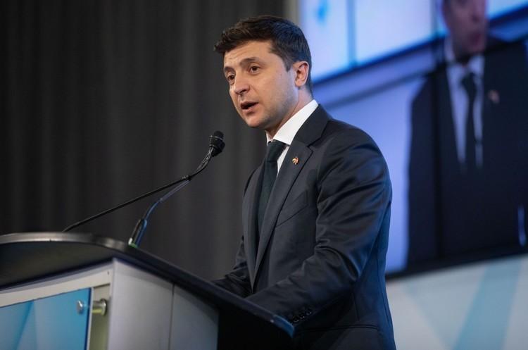 Зеленський розповів про позачергове засідання Ради й умови МВФ для виділення $8 млрд
