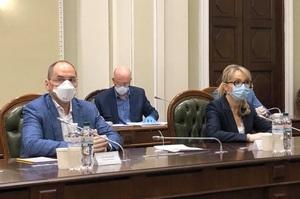 Міністр охорони здоров'я і міністр фінансів подали у відставку – Геращенко