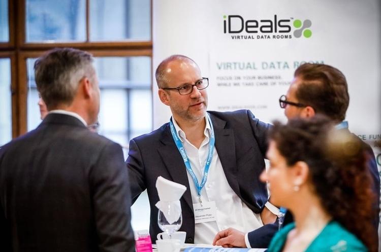 iDeals Solutions виділила 1,5 млн грн на підтримку київских лікарень