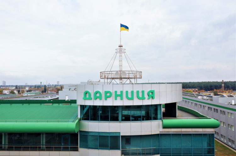 «Дарниця» пропонує Києву засоби для дезінфекції місць загального користування