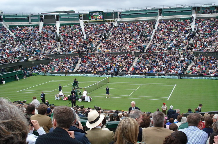Вімблдонський турнір з тенісу скасували вперше з 1945 року