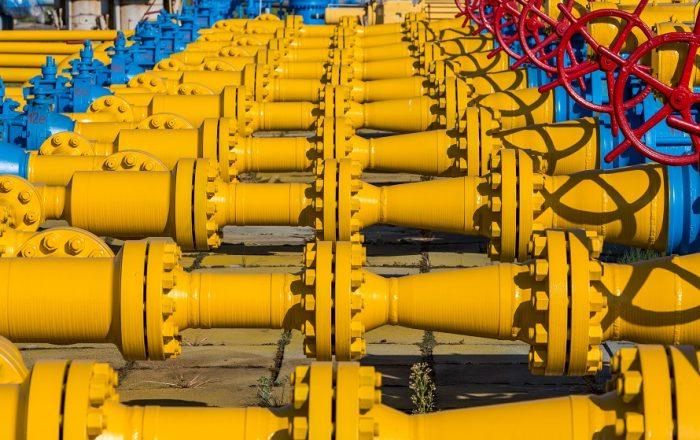 «Газпром» удвічі скоротив транзит газу через Україну в першому кварталі року