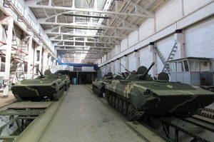 Житомирський бронетанковий завод передав Міноборони чергову партію відремонтованих БМП