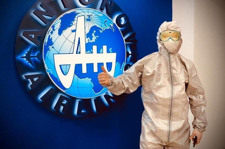 П'ять «Русланів» доставляють з Китаю до Європи вантажі для протидії коронавірусу