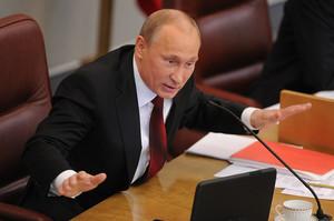 Путін обвинуватив Саудівську Аравію в обвалі цін на нафту