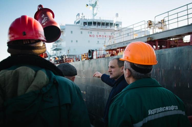 «Укртранснафта» перекачала 1,6 млн тонн нафти для України, Білорусі та ЄС у березні