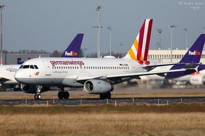 Lufthansa закрила свій лоукост Germanwings через пандемію