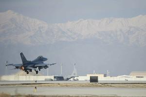 Авіабазу США в Афганістані обстріляли ракетами