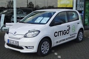 Електокар Skoda Citigo-e зняли з продажів через надвисокий попит