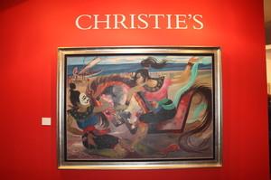 Аукціонний дім Christie's  сплатить майже $17 млн штрафу за податкові порушення