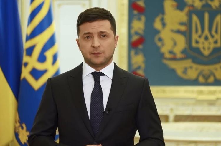 Зеленський звернувся до українців щодо коронавірусу й карантину: головне