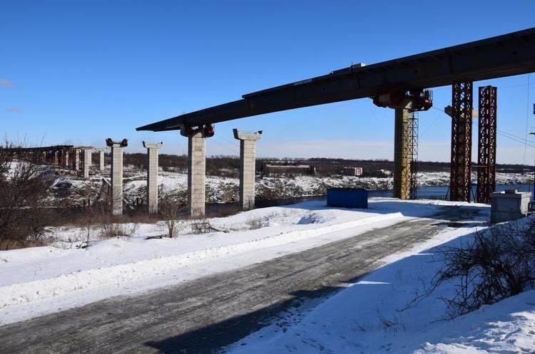 До АМКУ звернулись із заявою щодо змови учасників тендеру на будівництво Запорізького мосту на 12 млрд грн