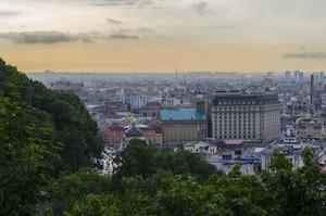 Київ очолив рейтинг міст з найбільш забрудненим повітрям
