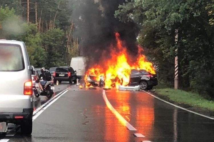 Трасса смерти: почему на Старообуховской дороге ежемесячно происходят ужасные ДТП
