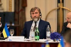 Росія зняла санкції з Новинського та Кисельова