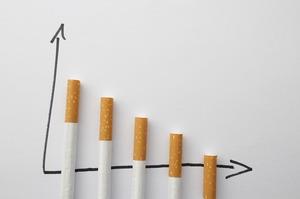 Ринок сигарет в Україні на тлі карантину в березні знизився на 5-7%