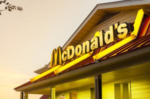 Квартальний прибуток McDonald's впав на 17% через коронавірус