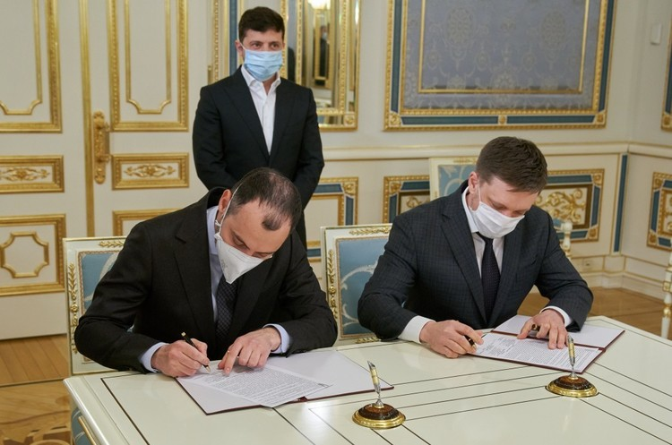 Укрексімбанк та «Укравтодор» уклали угоду про перший транш у 5,78 млрд грн на оновлення доріг