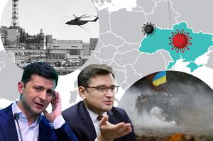 Україна в європейських ЗМІ: стаття Зеленського, річниця аварії на ЧАЕС, примарний мир на Донбасі та «забуті» діти від сурогатних матерів-українок