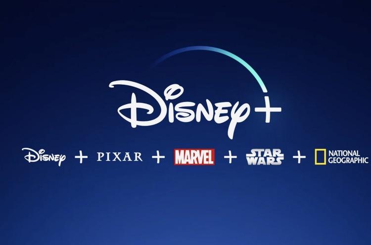 Сервіс Disney + менш ніж за місяць отримав 4,5 млн нових підписників