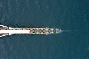 У Німеччину направляється судно, здатне добудувати «Північний потік-2»