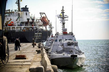 Защита с моря: какой флот нужен Украине