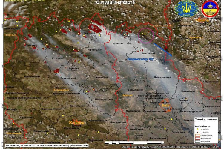 Поліція використовуватиме супутникові знімки для розкриття злочинів проти довкілля – Держкосмагентство