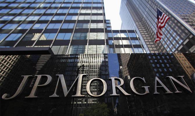 JPMorgan прогнозує зниження ВВП України на 5,1% у 2020 році