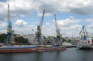 ВСУ розблокував концесію морського порту Херсона